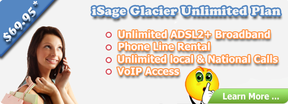 Glacier Unlimited Plan